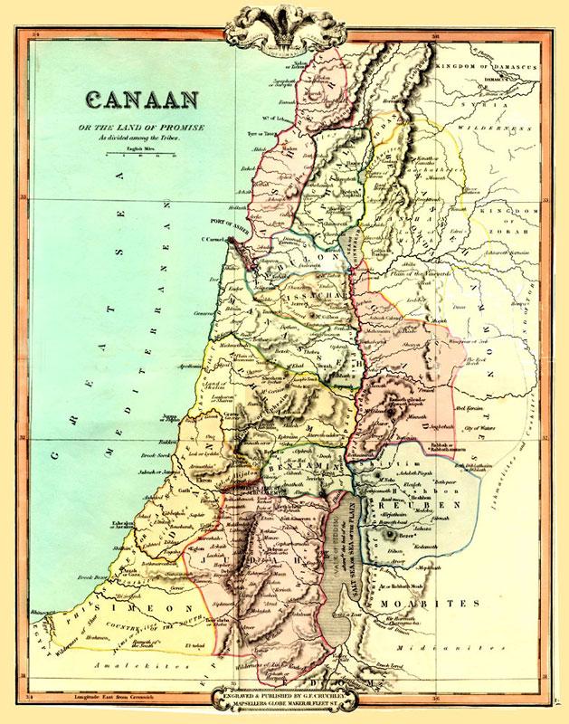 Promised Land Canaan | www.pixshark.com - Images Galleries ...